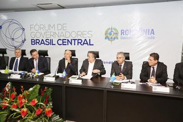 Mato Grosso sedia reunião do Brasil Central nesta semana