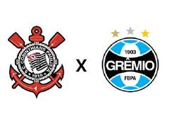 Corinthians x Grêmio @arenapantanal
