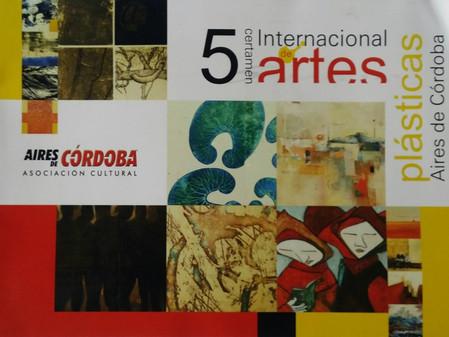 Certamen Internacional de Artes Plásticas Aires de Córdoba