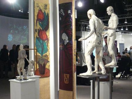 SOFA Sculpture Objects and Funcional Art, NY 2011.