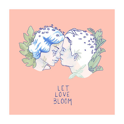 'Let Love Bloom'