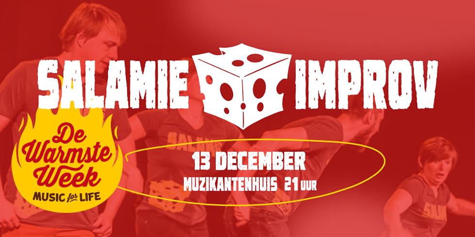 Salamie Improv Comedy - Improv for Life