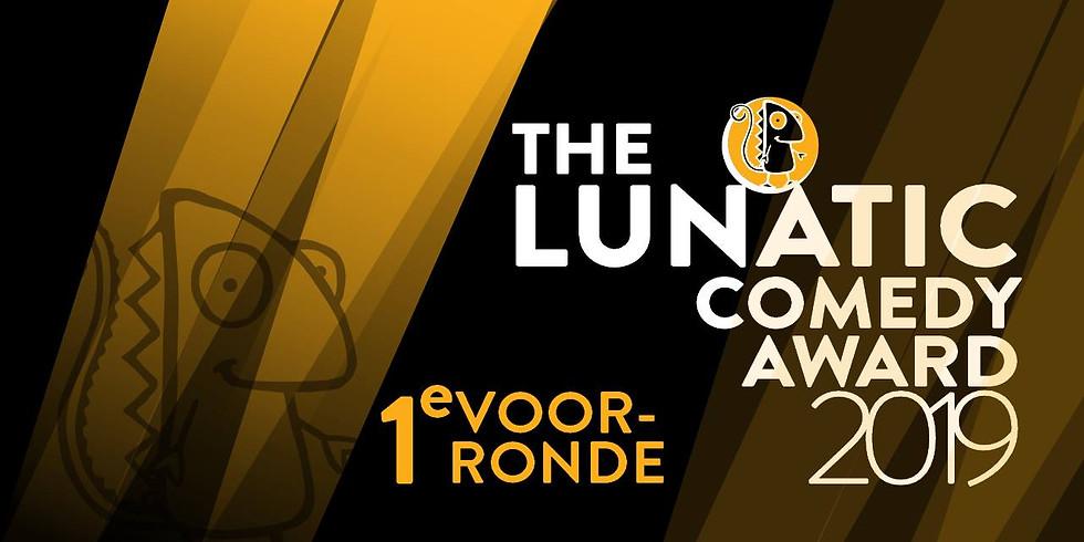1e Voorronde - The Lunatic Comedy Award