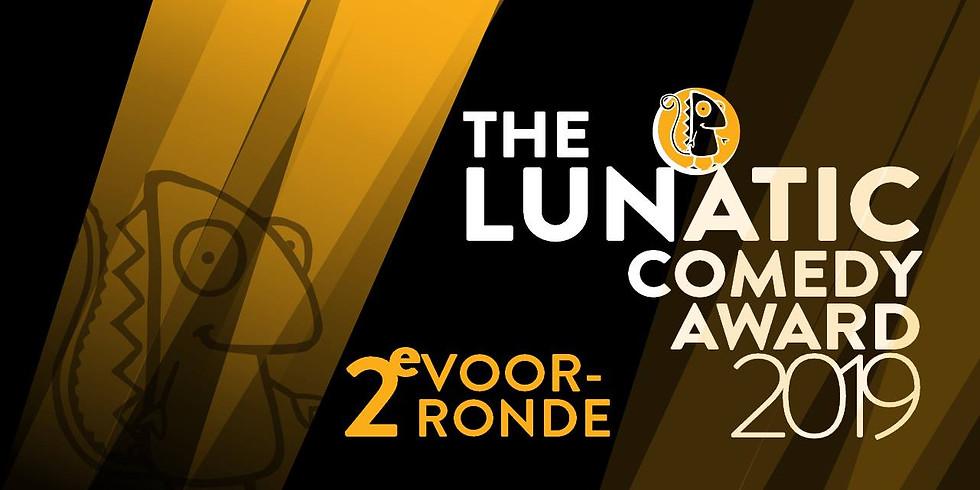 2e Voorronde - The Lunatic Comedy Award