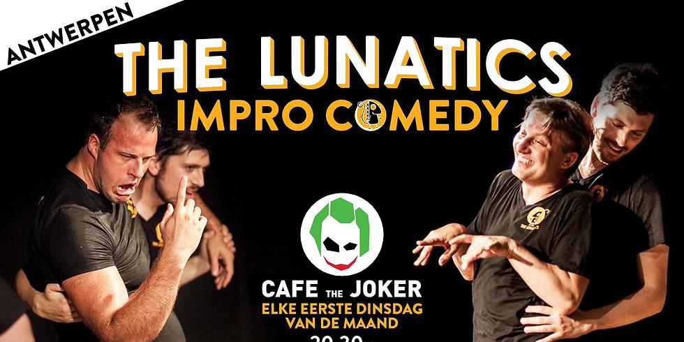 Antwerpen - The Lunatics @ The Joker