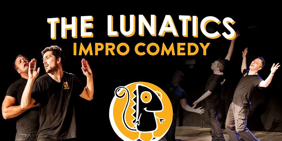 The Lunatics impro comedy