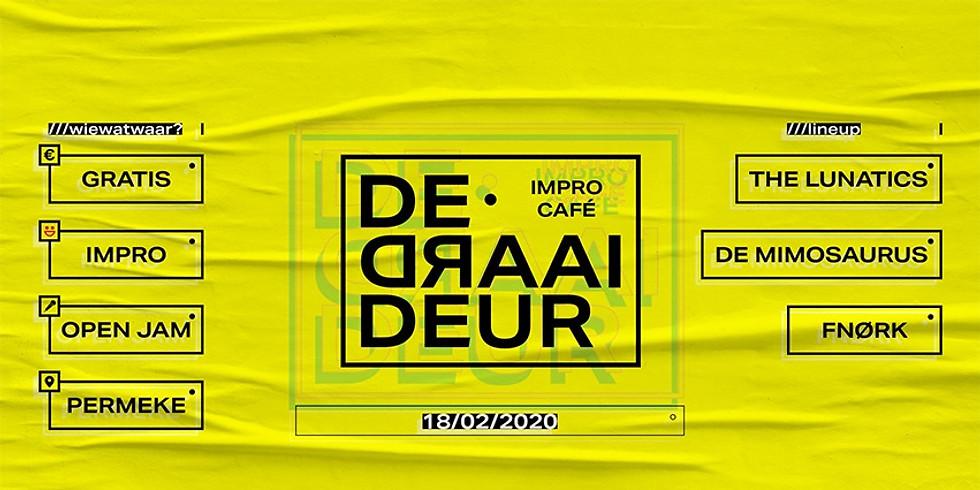 Antwerpen - De Draaideur