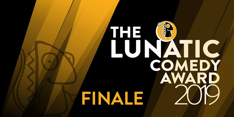 Finale - The Lunatic Comedy Award 2019 - UITVERKOCHT -