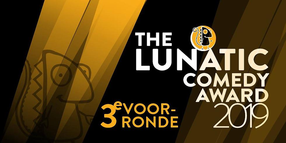 3e Voorronde - The Lunatic Comedy Award
