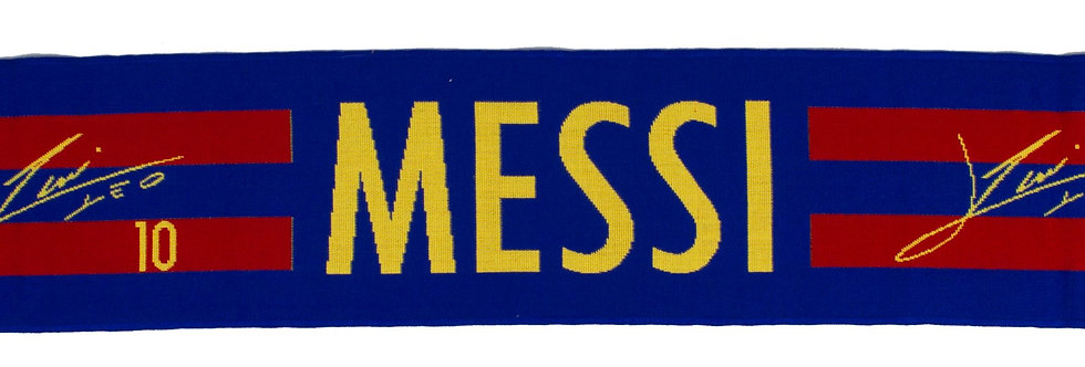 Messi Scarf
