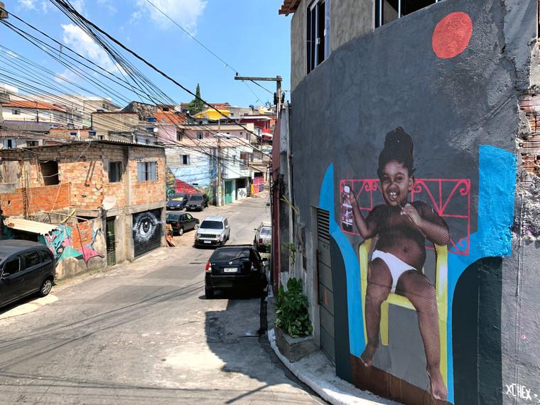Série Metanóia, São Mateus, São Paulo (2020) - lambe-lambe