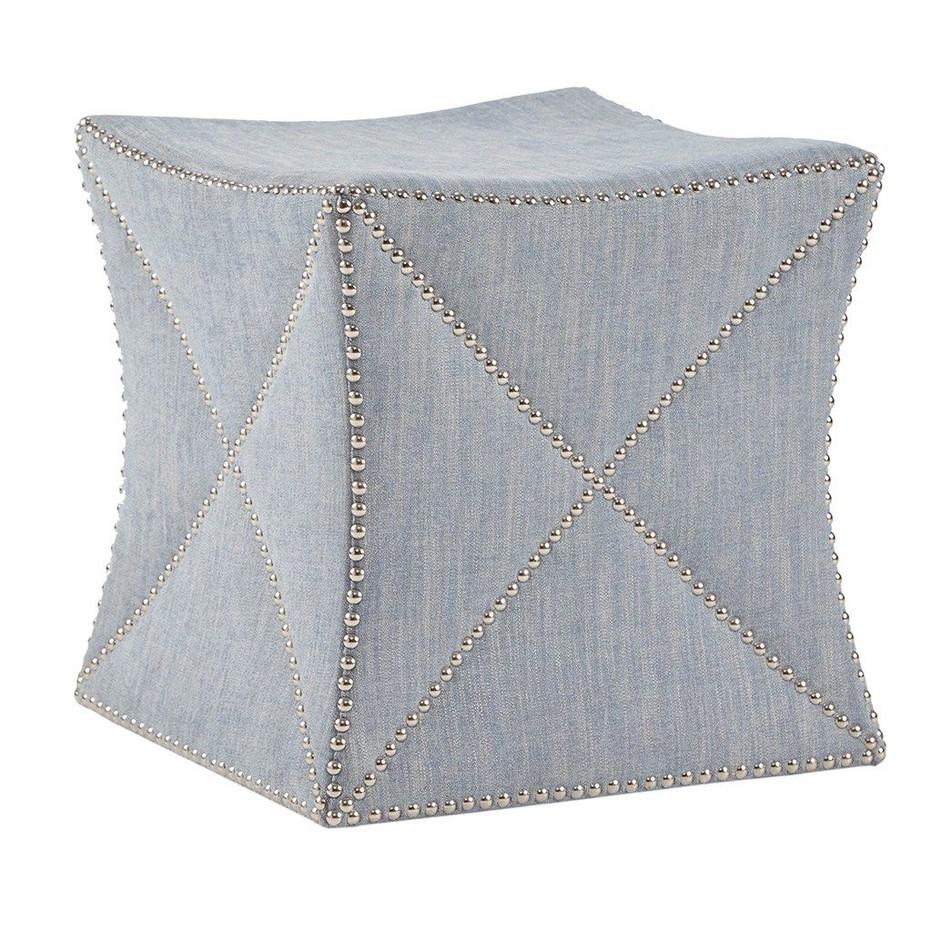 Marsella Cube Ottoman, $160