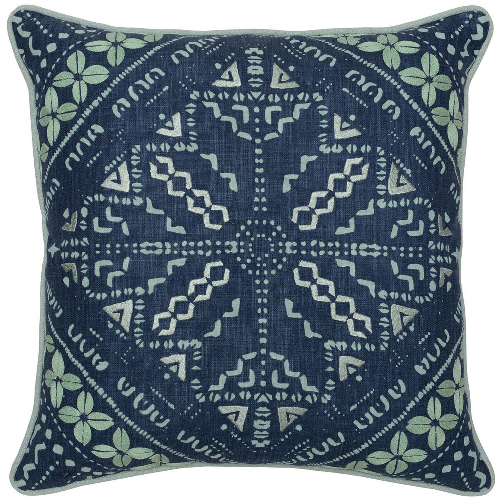 Mingo Pillow with down insert, $68