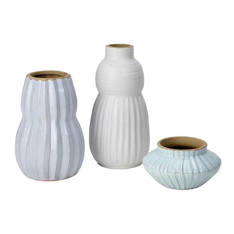 Handmade Terracotta Vase $25.00 - $32.00