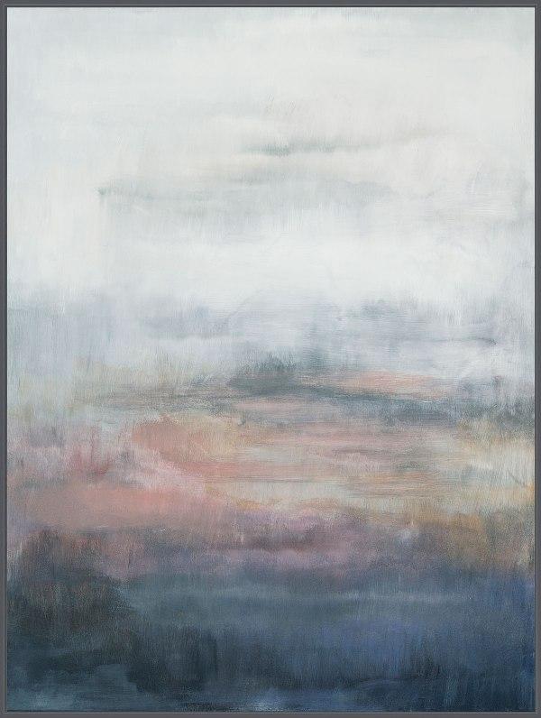 On The Horizon - Description: Framed Canvas Price: $540 Dimension: 38 X 50