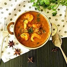 Shrimp Madras
