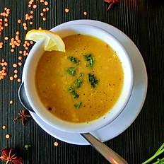 Lentil  (Daal) soup