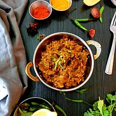 Bhindi Masala (Gumbo/Okura)