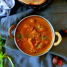 Poisson au cari/Fish curry