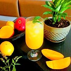 Jus de mangue/Mango juice