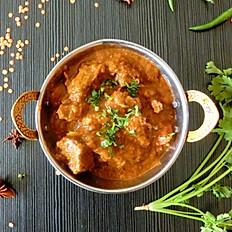 Boeuf au cari/Beef curry