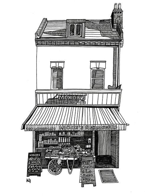 Moxtons Illustration