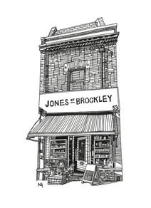 Jones of Brockley