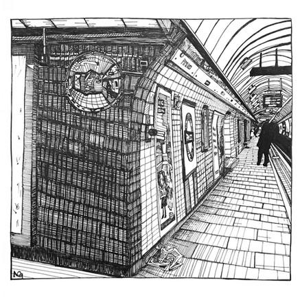 London Based Illustrations