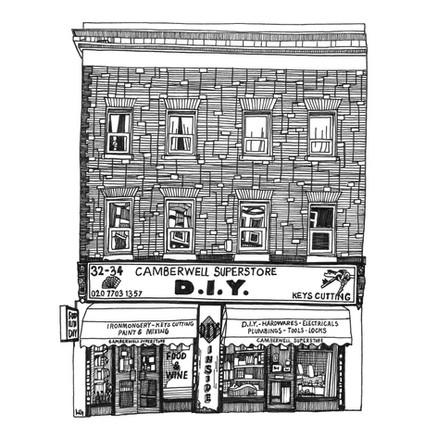 Southeast London Shopfronts