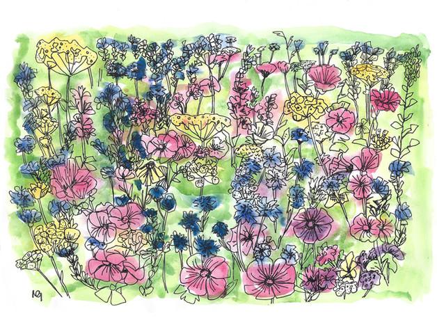 Wildflowers, Chelsea