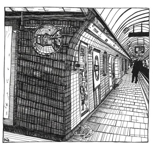Pimlico Tube Station