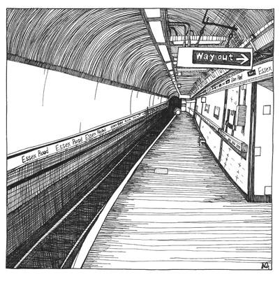 Essex Road Tube Station