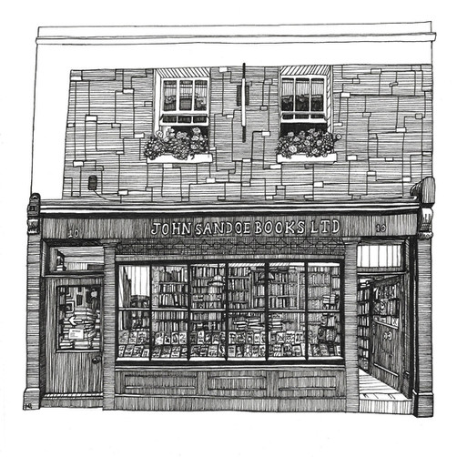 John Sandoe Bookshop, Chelsea