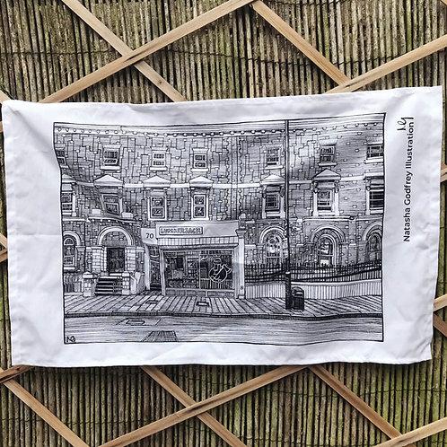 Lumberjack Tea Towel