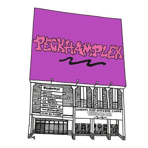 Peckhamplex (With colour)