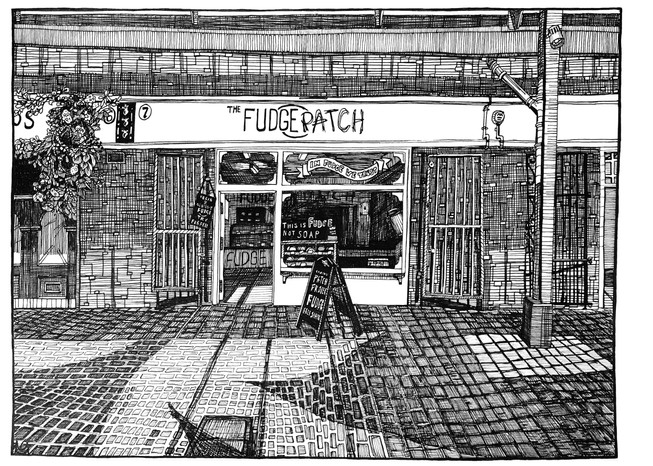 The Fudge Patch, Greenwich