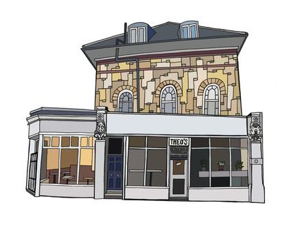 Southeast London Shopfronts in Colour