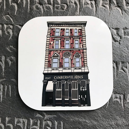 Camberwell Arms Coaster