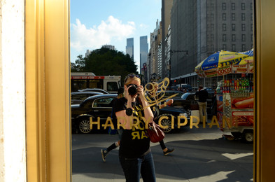 Self Portrait, NYC