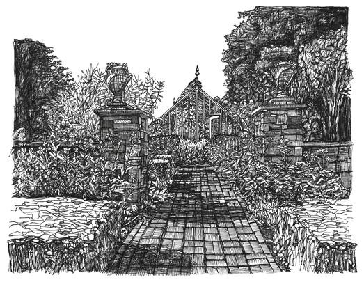 Cheslea Physics Garden