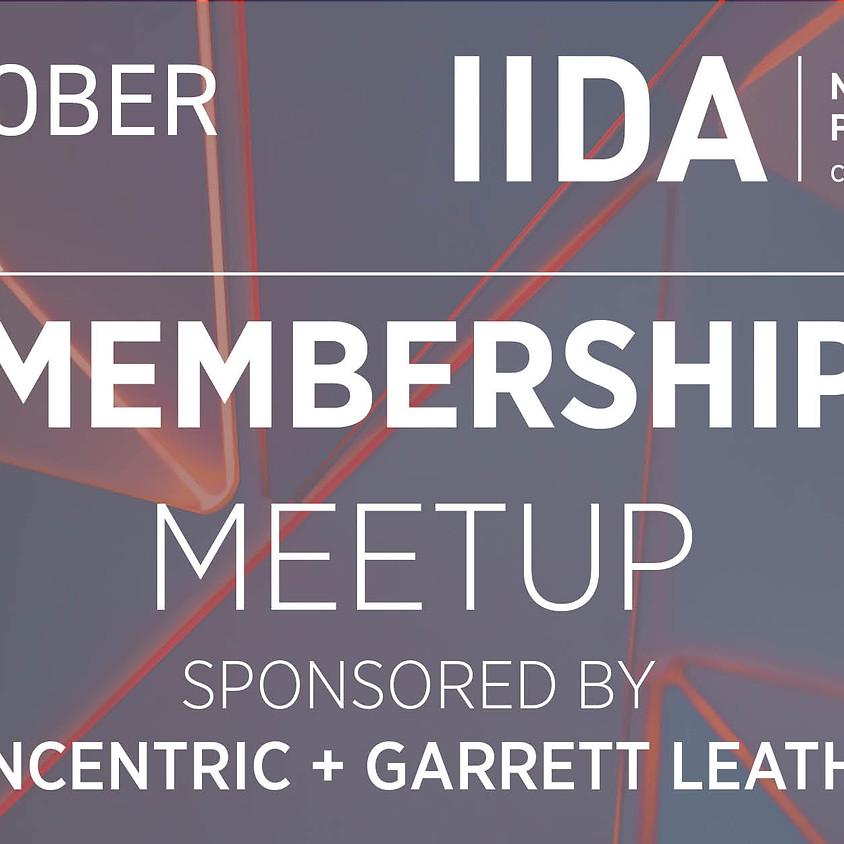 IIDA NPC // Member Virtual Meetup - October