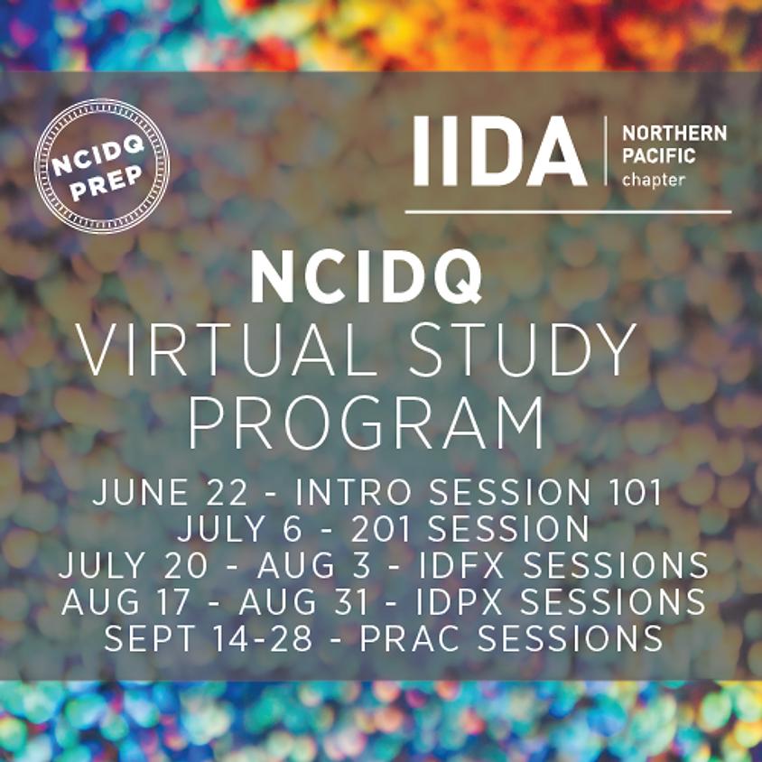 NCIDQ - IDFX Study Sessions