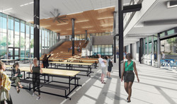 Design INconcept - Integrus Architecture - Juanita High School