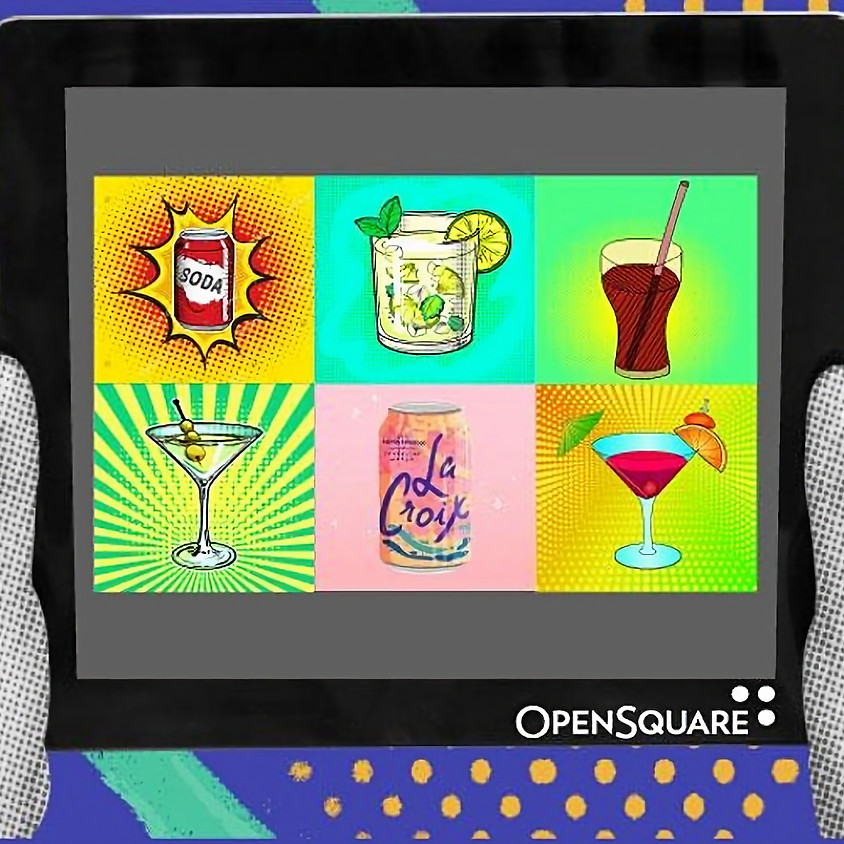 Industry Online Event / OpenSquare Virtual Happy Hour & Trivia