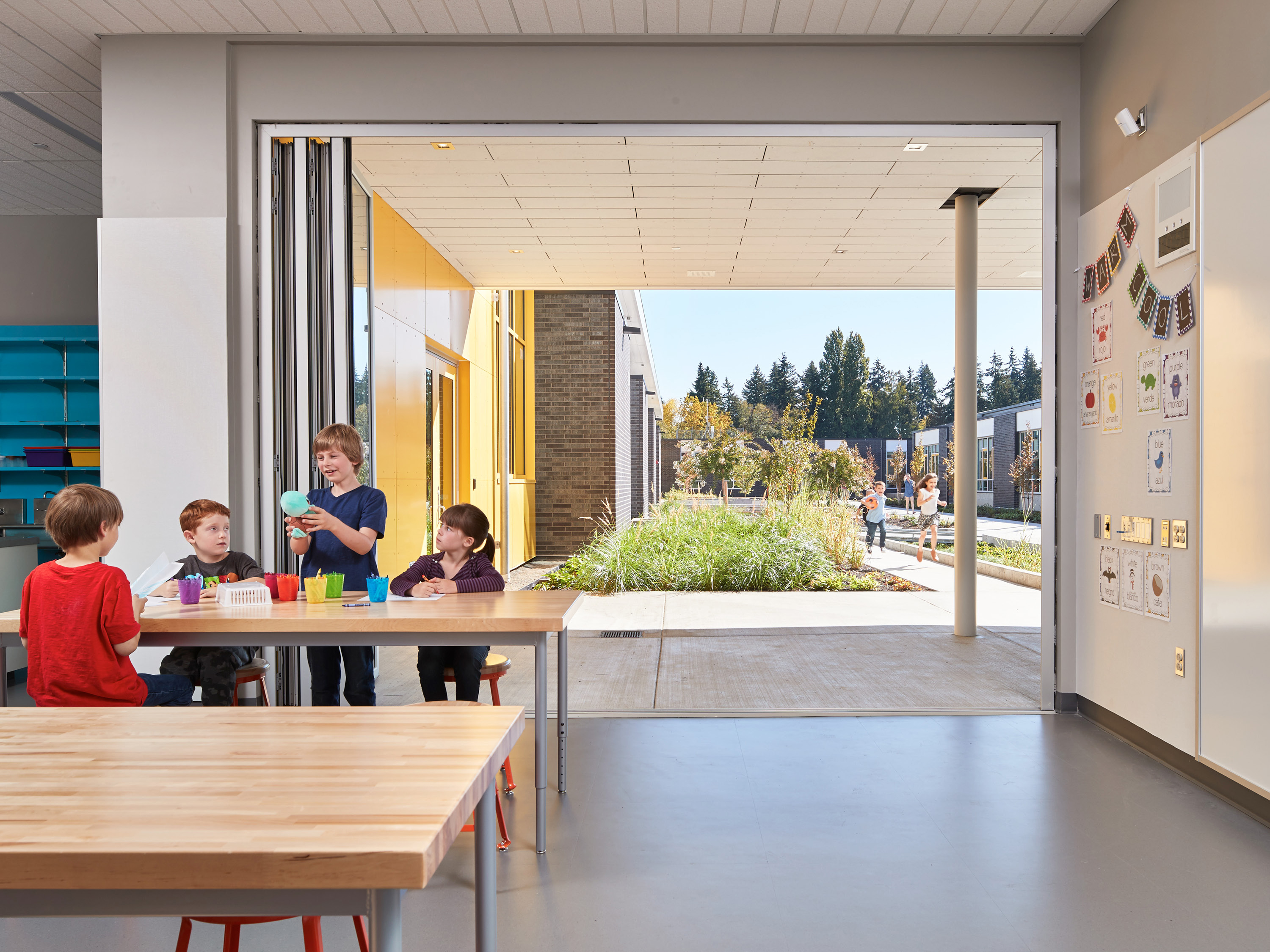 Design INpublic - Mahlum Architects - Northwood Elementary School