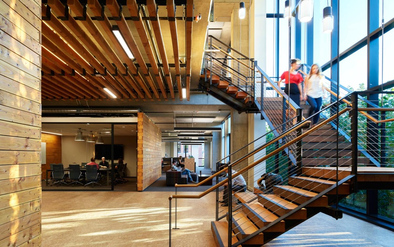 Design INmass Macro - Mithun - Weyerhaeuser Headquarters