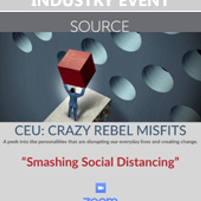Industry Webinar CEU / Concentric Spaces / Crazy Rebel Misfits