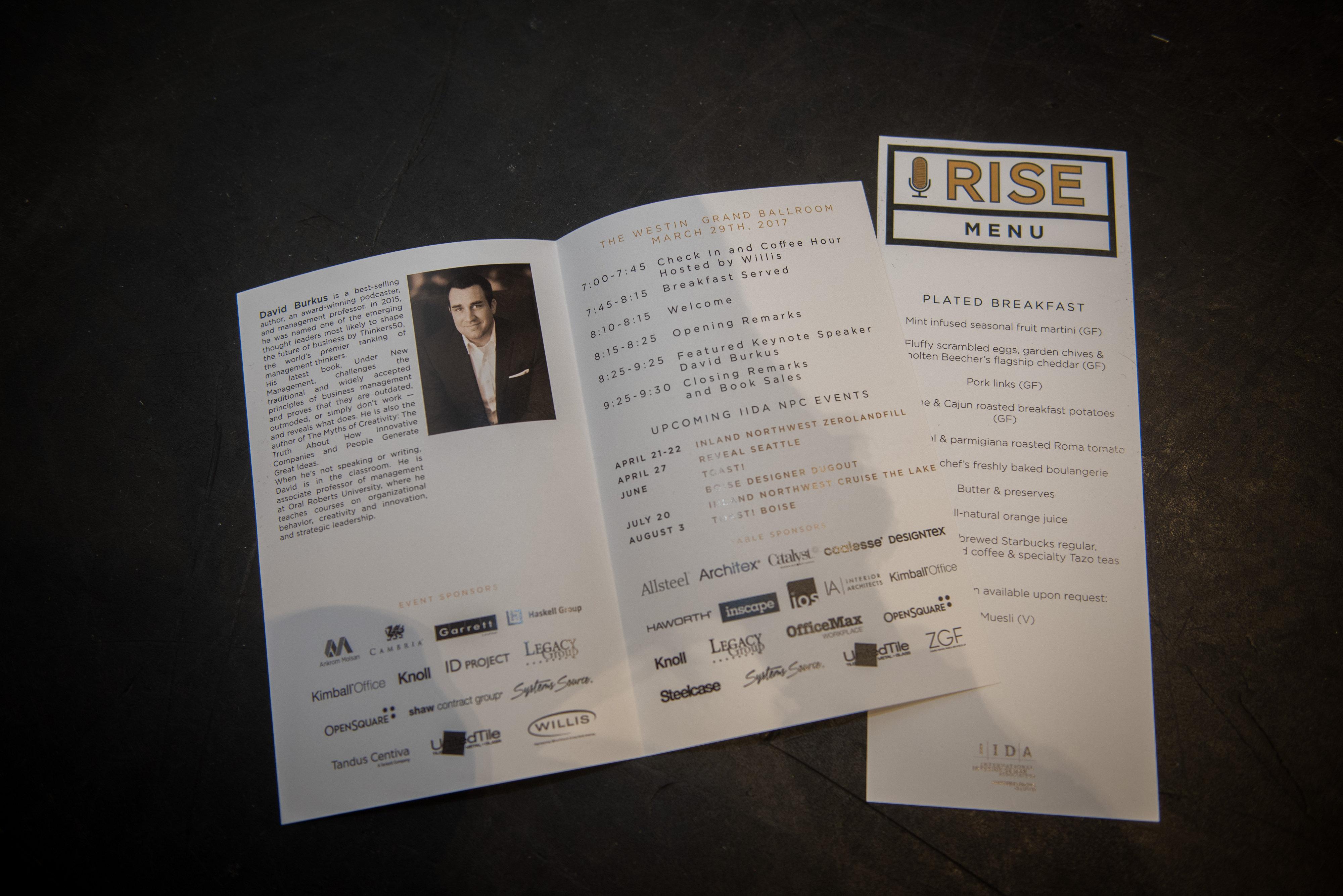 IIDA - RISE 2017-0087