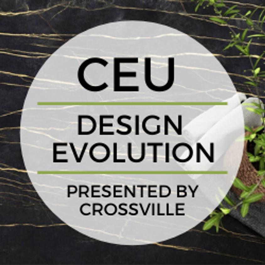 Industry Webinar CEU / United Tile / Design Evolution: How Porcelain Revolutionizes the Countertop World