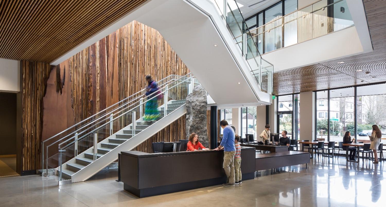 Design INhealthcare - NBBJ - Meridian Center for Health